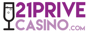 21 prive casino logo
