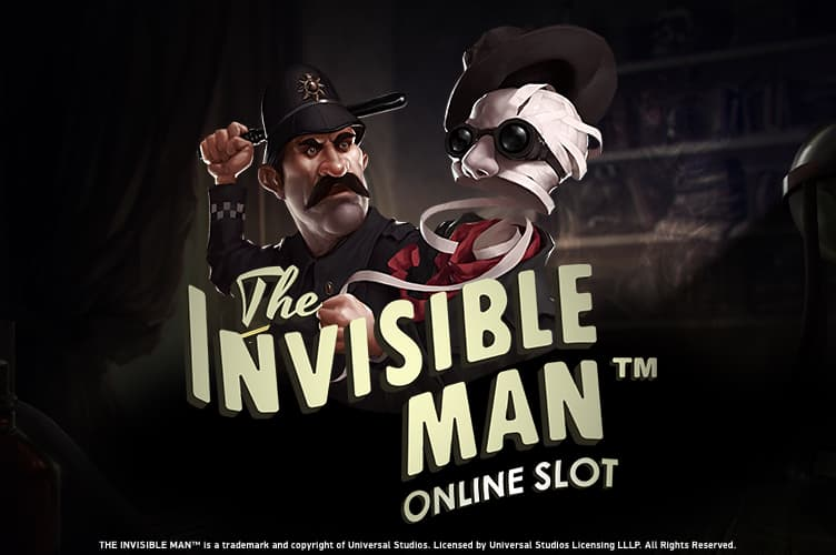 Invisible Man Slot