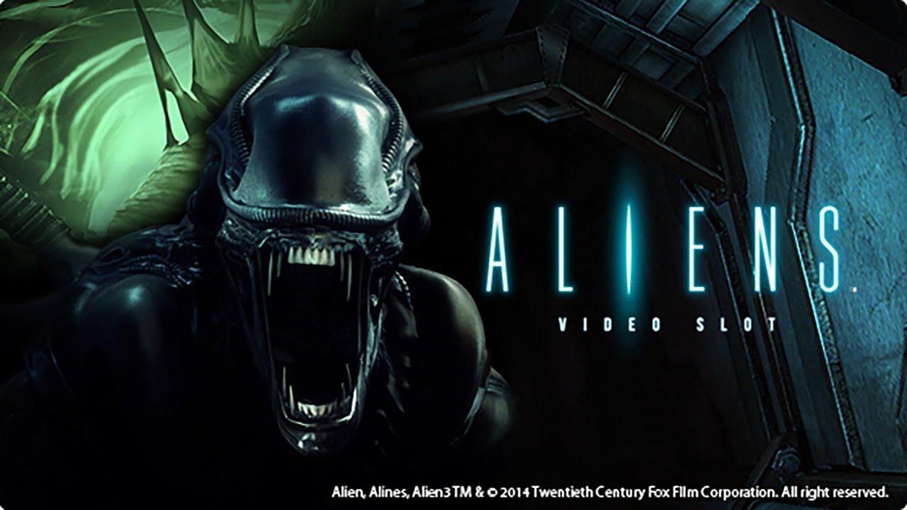 aliens slot