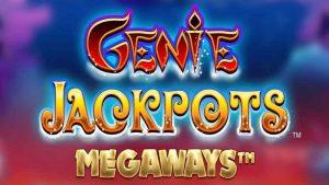 genie jackpot megways logo