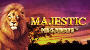 majestic-megaways-slot-logo