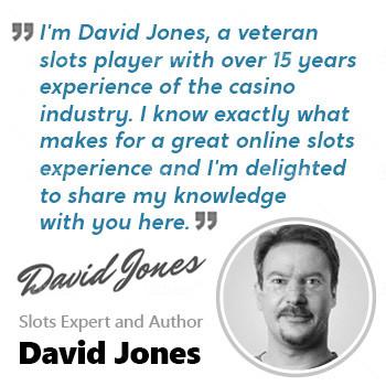 david jones slots expert