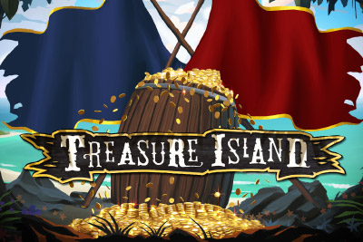 treasure island slot logo