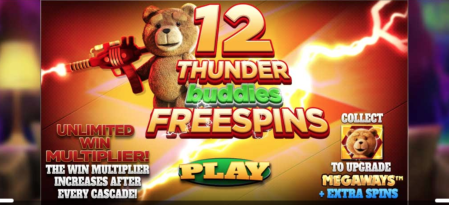 thunder buddies free spins