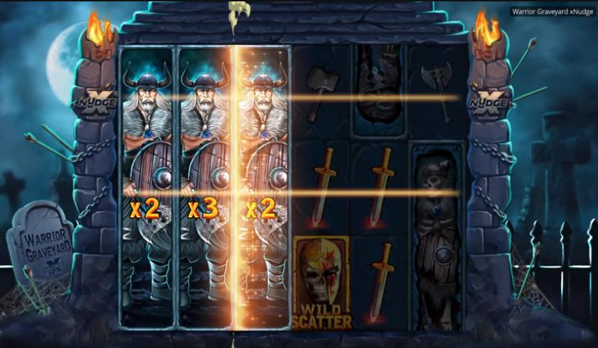 Graveyard Warriors Slot